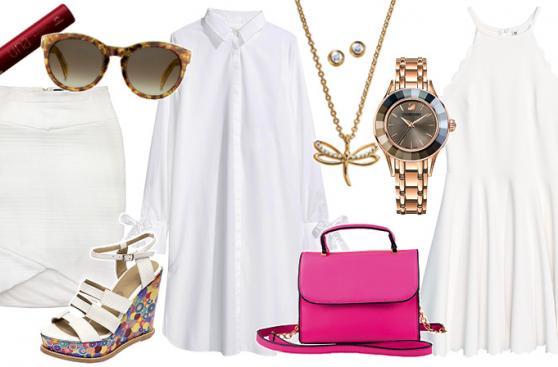 Outfits: ¡Este año nuevo vístete de blanco!