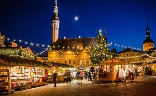 Estas ciudades del mundo se llenan de magia y color por Navidad