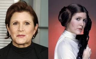 Carrie Fisher, princesa Leia en Star Wars, sufre paro cardíaco