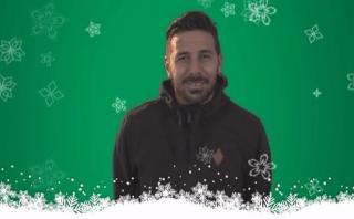 Claudio Pizarro envió saludos por las fiestas navideñas [VIDEO]