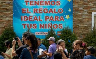 Crisis en Venezuela: Lo difícil de comprar un regalo navideño