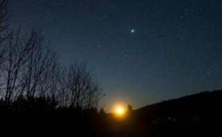 [BBC] El misterio en torno a la estrella de Belén
