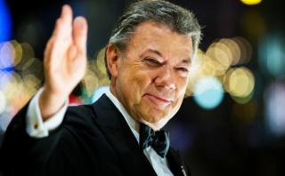 """Santos: """"Esta Navidad, los colombianos nos regalamos paz"""""""