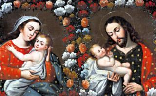 Navidad: Cuando el inca podía adorar al Niño Jesús