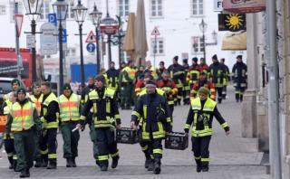 Miles evacúan en Alemania tras hallarse bomba de Segunda Guerra