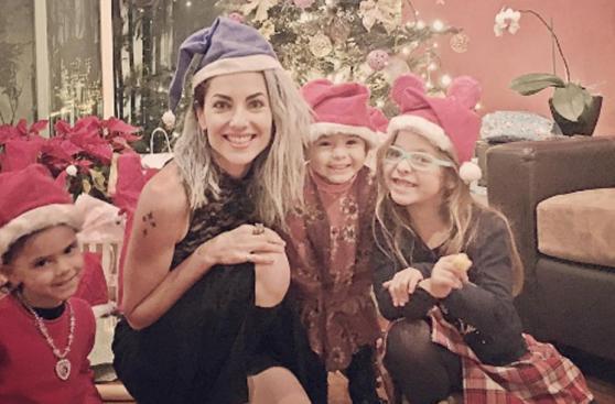 Navidad: así celebraron los famosos [FOTOS]