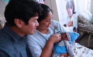 Once bebes nacieron en primeras horas de Navidad en el INMP