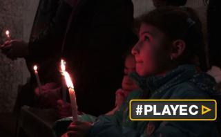 La agridulce Navidad de los cristianos en Iraq [VIDEO]