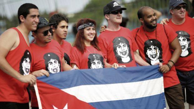Rolling Stones en Cuba: Concierto y desconcierto