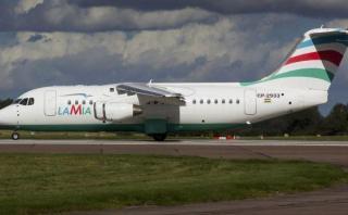 Chapecoense: Avión estuvo cerca de chocar con otras aeronaves