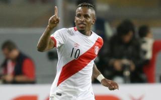 Jefferson Farfán en agenda de Fluminense, según medio brasileño