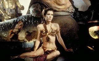 Carrie Fisher: ¿Qué dijo sobre la polémica Leia esclava?