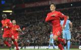Liverpool goleó 4-1 a Stoke City y es segundo en Premier League