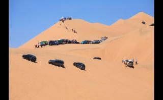 Año Nuevo: Los mejores lugares para practicar off road en Perú