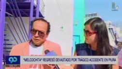 Melcochita retomó su labor como comediante en evento de Alianza