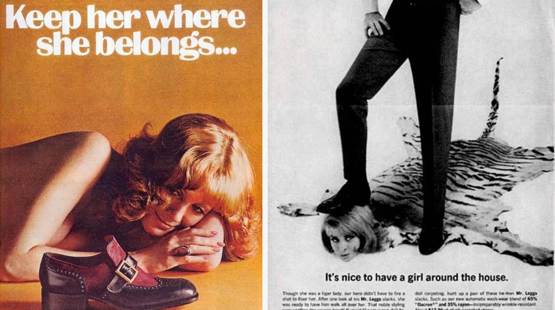 El lado más sexista de la publicidad, según especialistas