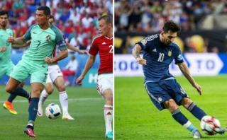 VOTA: El mejor gol de Cristiano vs. el mejor de Messi en 2016