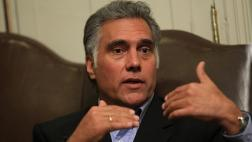 Francisco Boza: dejan al voto pedido de prisión preventiva