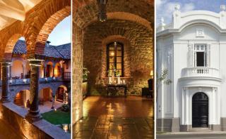 Reconocidos en el mundo: Los mejores hoteles peruanos del 2016
