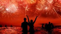 ¿Dónde se recibirá primero el Año Nuevo 2017 y dónde al final?