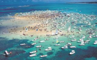 8 hermosos destinos turísticos que 'aparecen' y 'desaparecen'