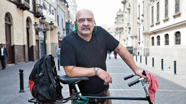 """Andrés Dulude, letrista de """"Avenida Larco"""" [ENTREVISTA]"""