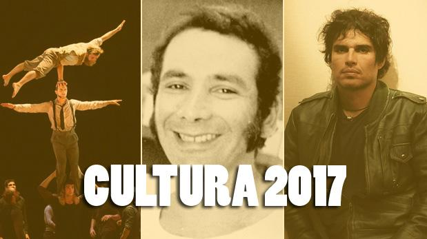 Cultura 2017: lo que destaca en la agenda del nuevo año
