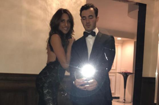 Año Nuevo: estrellas de Hollywood recibieron así el 2017