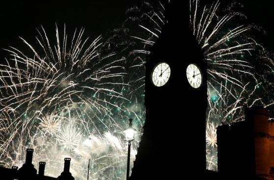 De Australia a Rusia: El mundo celebra el Año Nuevo 2017