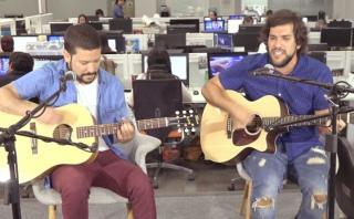 """We the Lion en una sesión acústica desde """"El Comercio"""""""