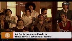 """""""De vuelta al barrio"""": primer vistazo de la sucesora de """"AFHS"""""""
