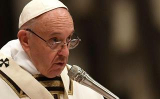 """Papa pide a obispos """"tolerancia cero"""" contra curas pederastas"""
