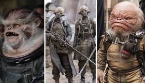 """Conoce a los nuevos alienígenas de """"Rogue One"""""""