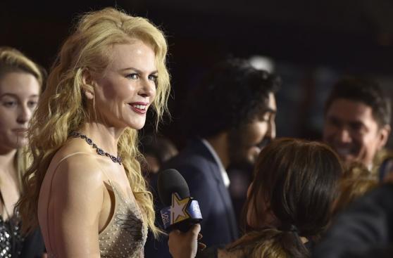 Nicole Kidman podría llevarse su primer Globo de Oro en 14 años