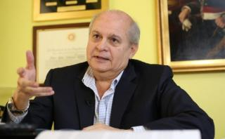 """Cateriano: """"Deben pedir a Odebrecht que responda sobre el Perú"""""""