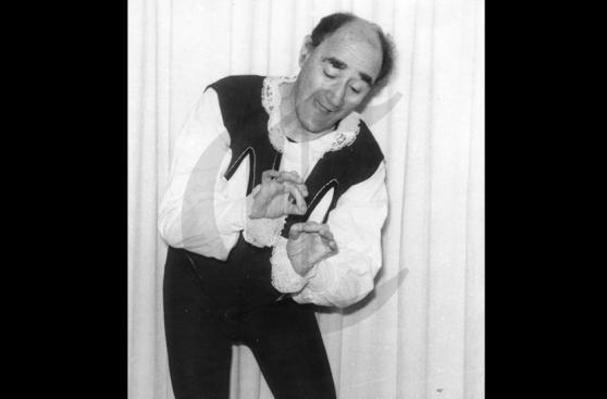 El mimo Juan Piqueras en el recuerdo