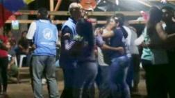 El baile que le costó el puesto a observadores ONU [VIDEO]