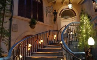 Conoce el restaurante más exclusivo de Disneyland