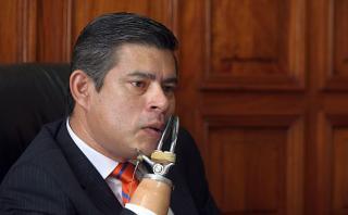 """Luis Galarreta: """"Pueden investigar cualquier obra de Fujimori"""""""