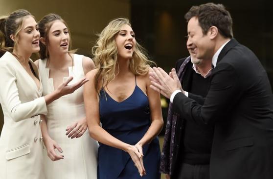 Globos de Oro: hijas de Stallone buscan deslumbrar en ceremonia