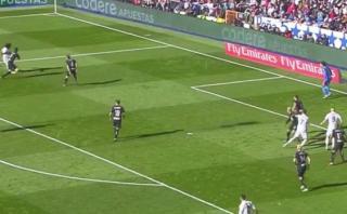 Real Madrid: espectacular jugada de Marcelo y gol de Cristiano