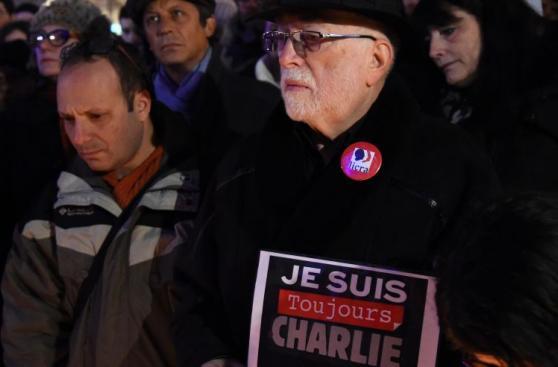 Francia recuerda sin actos oficiales ataque a Charlie Hebdo