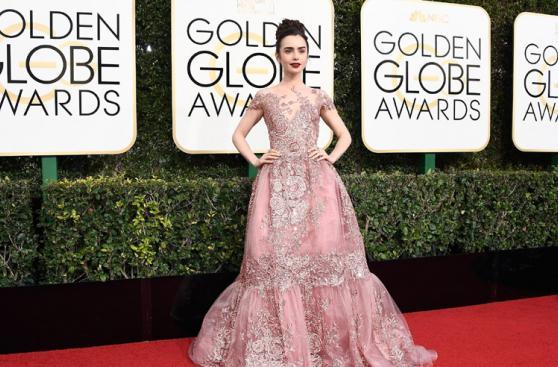 Globos de Oro 2017: no te pierdas los looks de la alfombra roja