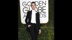 Evan Rachel Wood y su mensaje feminista en los Globos de Oro