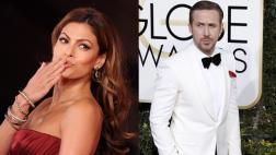 Globos de Oro: Ryan Gosling y su mensaje de amor a Eva Mendes