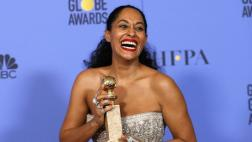 "Globos de Oro: hija de Diana Ross triunfa por ""Black-ish"""