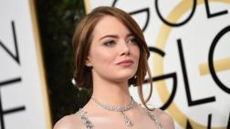 "Globos de Oro: Emma Stone se llevó trofeo por ""La La Land"""