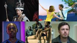 Globos de Oro: conoce la lista completa de ganadores [FOTOS]