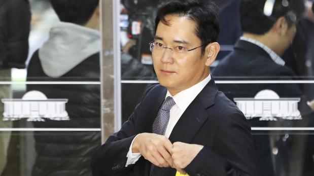 """Heredero de Samsung es """"sospechoso"""" en escándalo de corrupción"""