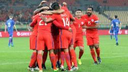 Chile ganó a Croacia en penales 4-1 y jugará final de China Cup